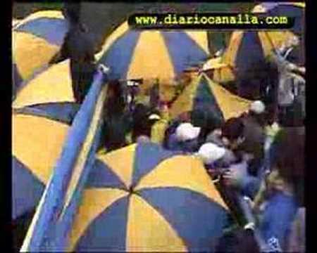 Video - boca ROSARIO CENTRAL BARRA BRAVA LA BANDA CANALLA - Los Guerreros - Rosario Central - Argentina
