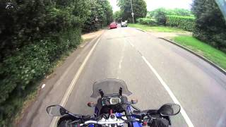 10. Yamaha XT1200Z Road Review & Small Walk-Around