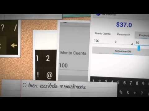 Video of La Cuenta