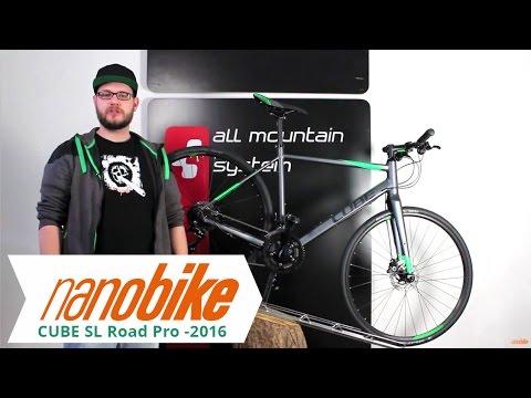CUBE SL Road Pro - 2016 Fitnessbike Fitness Fahrrad