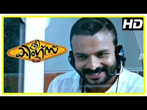 Malayalam Movie | Three Kings Malayalam Movie | Trio's BPO Comedy | 1080P HD