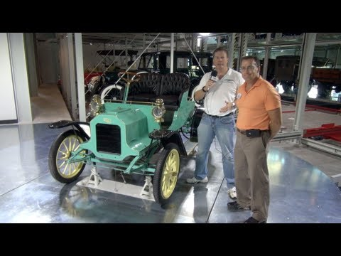 The Elliot Museum in Stuart Florida for Cars and Coffee July 2013 - Car Show TV