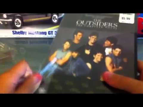 The Outsiders Movie Unboxing