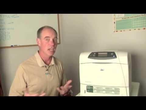 PRINTER REPAIR: Fixing Common Duplex Printing Issue