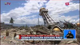 Video Gempa Susulan 5,2 SR Kembali Guncang Palu - BIS 09/10 MP3, 3GP, MP4, WEBM, AVI, FLV Desember 2018