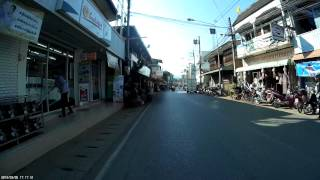 Mae Chaem Thailand  City pictures : The Burmese influenced town of Mae Sariang, Thailand