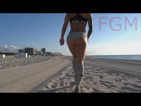 DREAM GIRLS TRAINING - Hardcore Back Workout (Women In Gym) Female Fitness Motivation HD