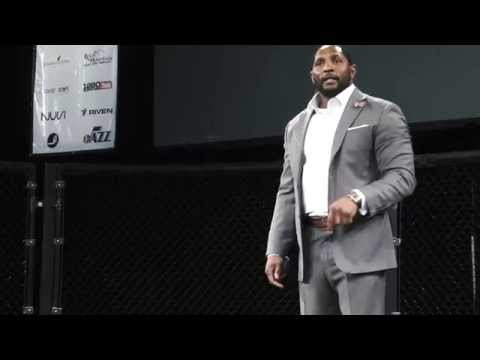 Ray Lewis - How will you be remembered? FitCon Elite Utah 2015