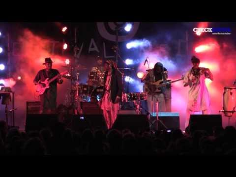 Cheikh Lô - Festival Med 2012
