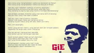 Soe Hok Gie ( Puisi Cinta )