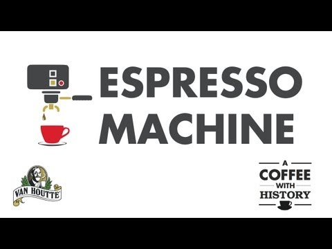 The Evolution of the Espresso Machine