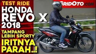 Video Honda Revo X 2018 | Test Ride Review | GridOto MP3, 3GP, MP4, WEBM, AVI, FLV Desember 2018
