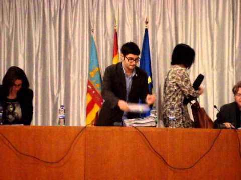 El PSPV abandona el pleno del Ayuntamiento de l'Alcora