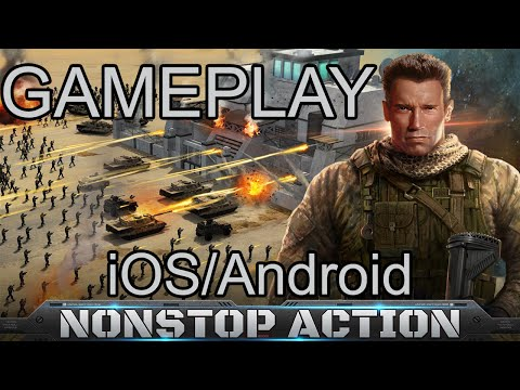 Mobile Strike Gameplay & First Look on iOS/Android