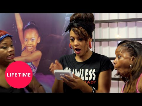 Bring It: Baby Monitor in the Dollhouse (Season 1 Flashback) | Lifetime