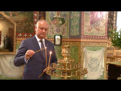 Președintele țării întreprinde o vizită de lucru în zona de Centru a Moldovei