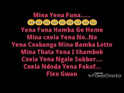 Maraza - Gwan Lyrics By Junior