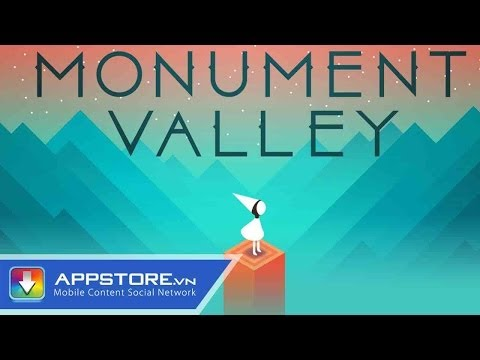 [Android Game] Monument Valley – Đỉnh cao của nghệ thuật giải đố – AppstoreVn