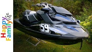 9. Sea-doo RXP-X 350+ (STOCK) Burnout