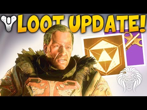 Destiny 2: NEW DLC STRIKES & LOOT CHANGES! Disappearing Items, Season 2 Update & Ornaments