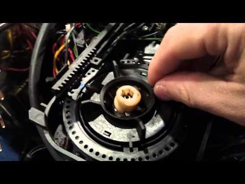 Saeco Italia - burr grinder replacement