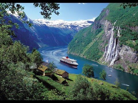 Круиз по Скандинавии: Дания, Норвегия, Швеция. (видео)