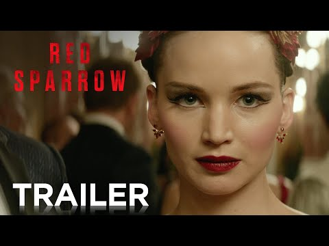 RED SPARROW | Official Trailer 2 | In cinemas MARCH 1, 2018