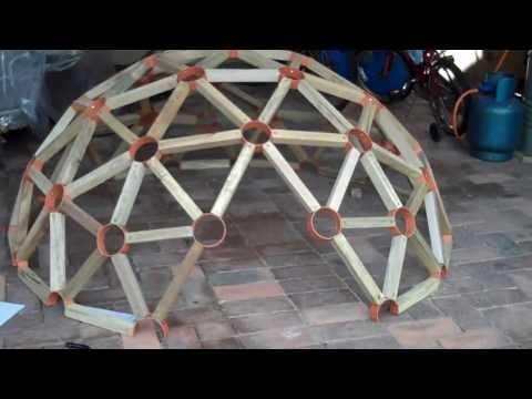 Domo Geodésico Prototipo V3