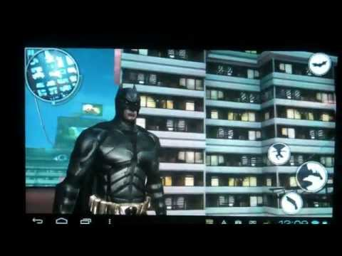 the dark knight rises android gratuit