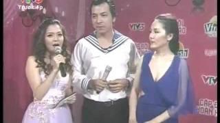 Cap doi hoan hao 2011 - Phuong Linh ft Xoay - Tinh dao xa, Bien hat chieu nay - Cap doi hoan hao 201