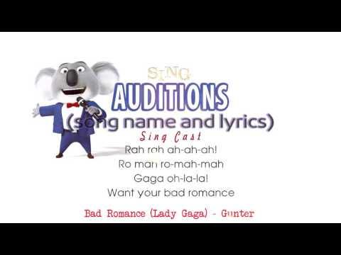 Video Sing audiciones letra download in MP3, 3GP, MP4, WEBM, AVI, FLV January 2017
