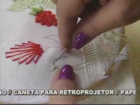 ARTE BRASIL - VALQUÍRIA CAMPANELLI - TULIPAS EM KAMAL KADAI (09/08/2011)