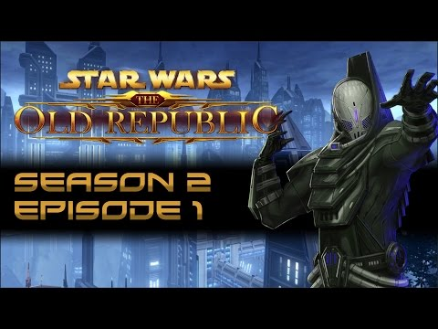 Star Wars The Old Republic Sith Inquisitor Season 2 Episode 1 - Ghost Training
