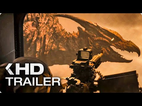 GODZILLA 2: KING OF THE MONSTERS - 6 Minutes Trailers (2019)
