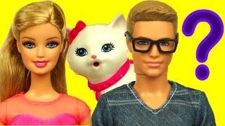 Video Barbie'nin Kedisi Kayboluyor! - 1. Bölüm - Apple White ve Ken Blissa'yı Arıyor! MP3, 3GP, MP4, WEBM, AVI, FLV Desember 2017