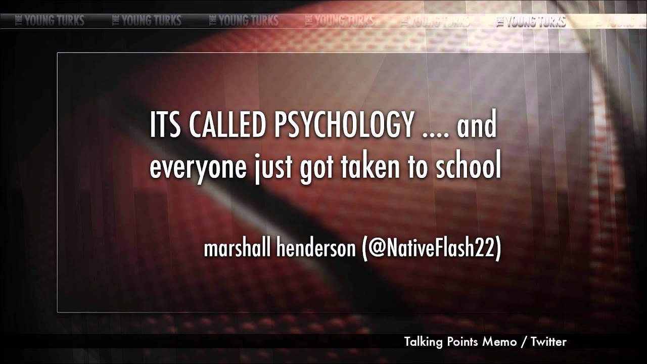 Marshall Henderson's Stupid Excuse For Anti-Gay Tweets