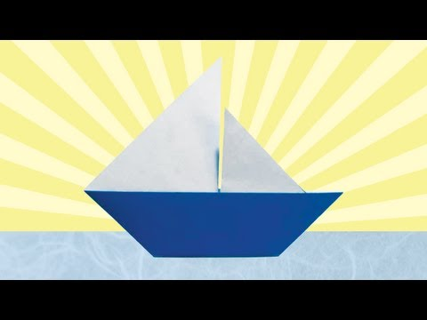 Boat Tutorial - 036 -- Sailboat