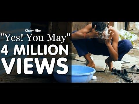 Heart touching award winning short film 2015 Yes You may