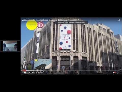 Bonjour France, la French Week, ou comment vendre aux grands magasins japonais