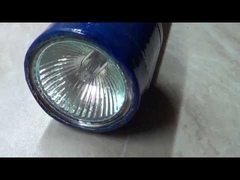 Как сделать led фонарь