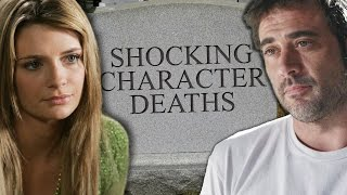 12 Most Shocking TV Character Deaths