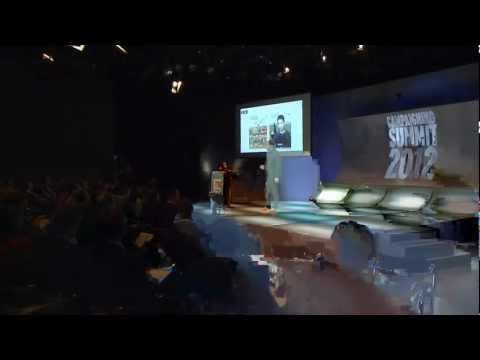 Campaigning Summit Vienna 2012 - Niko Alm