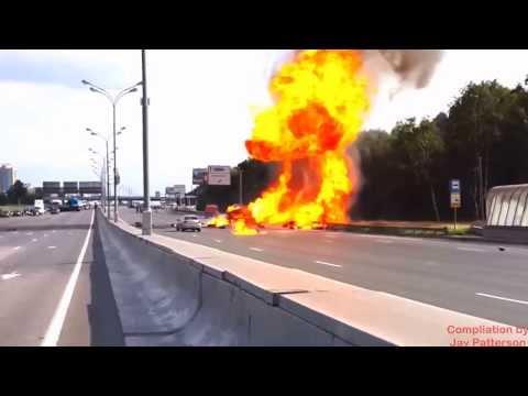 VIDEO: Hazmat Highway to Hell