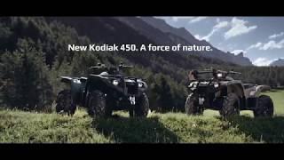 10. New Kodiak 450 2018