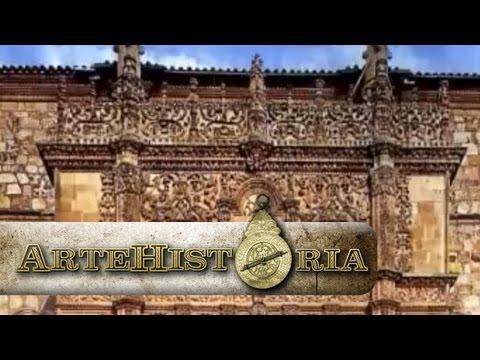 La fachada de la Universidad de Salamanca