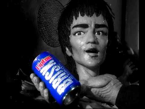 Pepsi Lipton Brisk Iced Tea 'Dojo' commercial