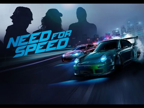 Need For Speed 2015 The Game movie ( All Cutscenes)