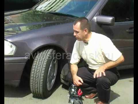 Какое давление в шинах ситроен с5 фотография