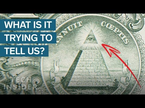 What The Eye In Every Conspiracy Theory Actually Means (видео)