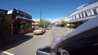 Nelson New Zealand  city pictures gallery : Drive through Nelson, New Zealand